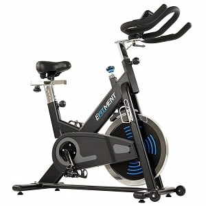 EFITMENT Magnetic Belt Drive Performance Indoor Cycle Bike - IC031