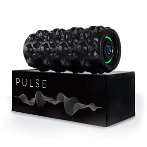 CubeFit Pulse Vibrating Foam Roller