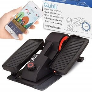 Cubii Pro - Seated Under-Desk Elliptical