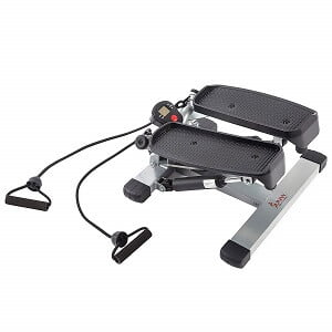 Sunny Health & Fitness Twist Mini Stepper