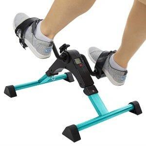 Vive under desk pedal exerciser for eldrely