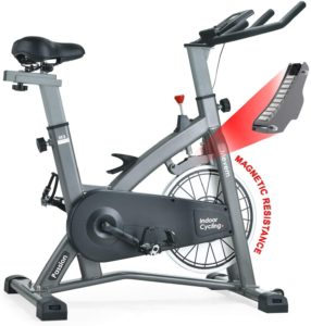 MEVEM Indoor Magnetic Cycling Bike