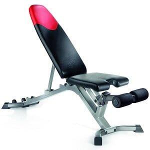 bowflex 3.1 weight bench