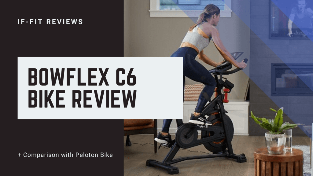 bowflex c6 bike review featured image