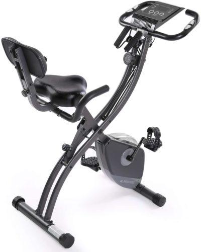 MaxKare 3 in 1 portable recumbent bike