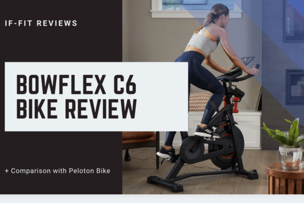 bowflex c6 bike review