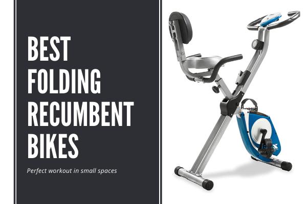 best folding recumbent bikes featured image