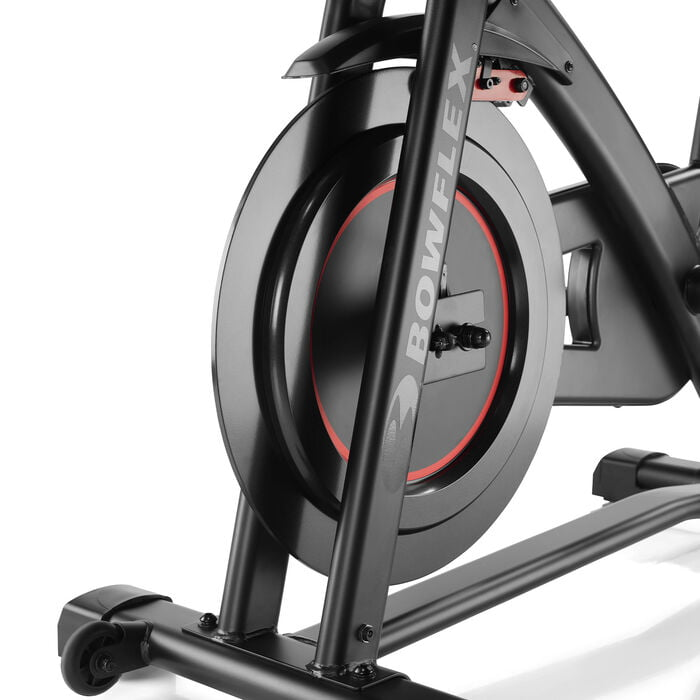 bowflex-c6-bike-flywheel-design