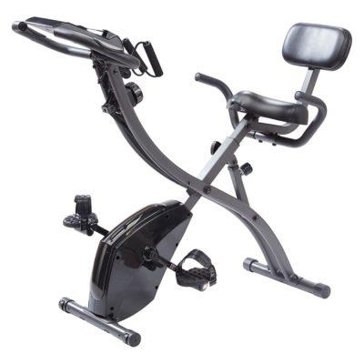 slim cycle (as seen on tv) folding recumbent bike