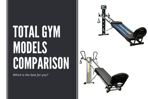 total gym models comparison featured