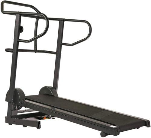 Sunny Health & Fitness Manual Treadmill
