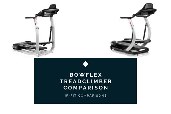 Bowflex TreadClimber Reviews & Comparison: TC100 vs TC200 2