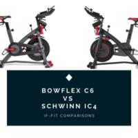 bowflex c6 vs schwinn ic4