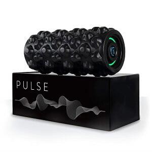 CubeFit Pulse Vibrating Foam Roller
