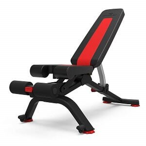 bowflex adjustable portable bench