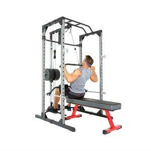 Fitness reality 810XLT Lat Pulldown Machine