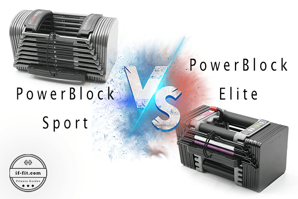 Powerblock Sport vs Elite Series Comparison Featured Image